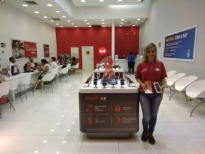 Promotora Andressa shopping de Vila Velha2