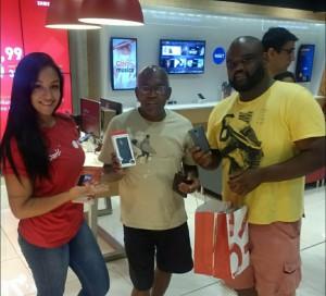 Promotora Sarah Loja Barra Shopping3